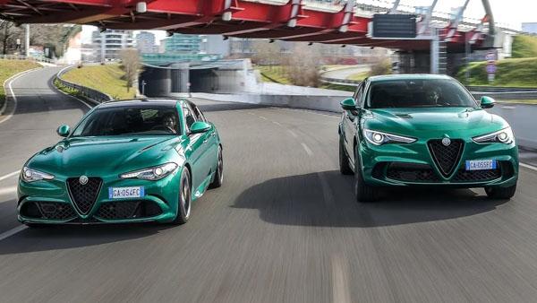 Alfa Romeo Updates Giulia & Stelvio Quadrifoglio