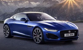 Jaguar F-Type (2020) Specs & Pricing