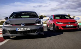 Volkswagen Golf GTI TCR vs GTI - What's the difference?