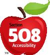 We teach Section 508 Accessibility.