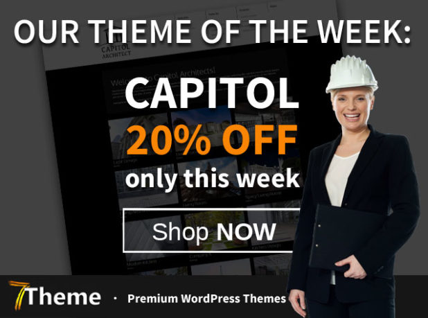 Theme of the Week: Capitol