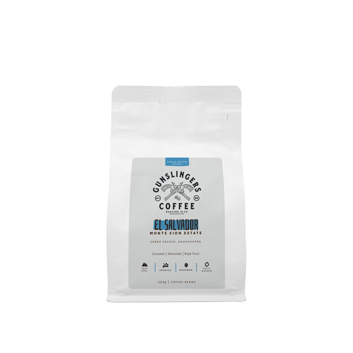 El Salvador Single Origin Arabica Whole Bean Coffee Beans