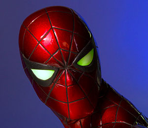 Spider Man (Mark IV Suit)