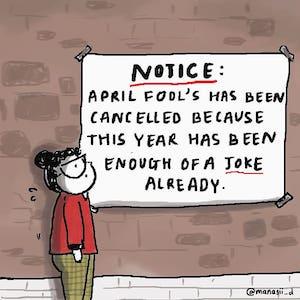 April Fools Day humor