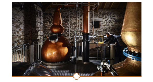 Free Distillery Tour for 2