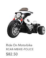 Ride On Motorbike