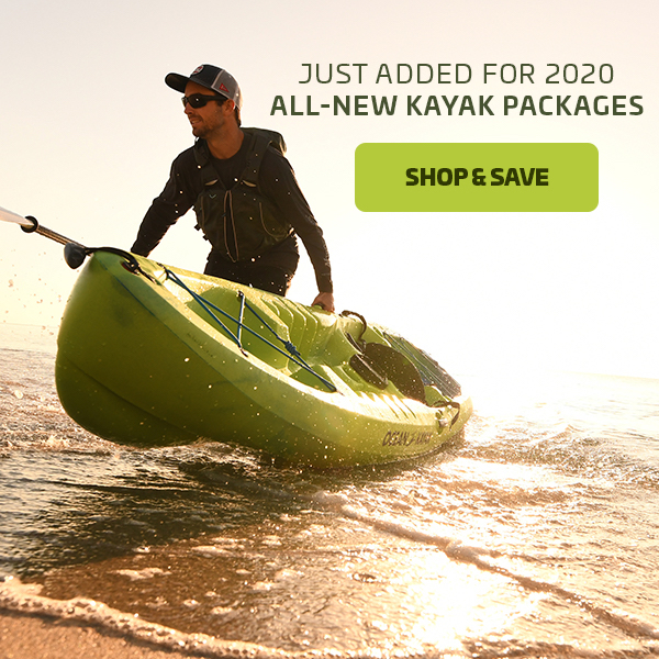 Shop Pre-Made Kayak Packages