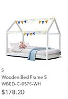 Wooden Bed Frame S