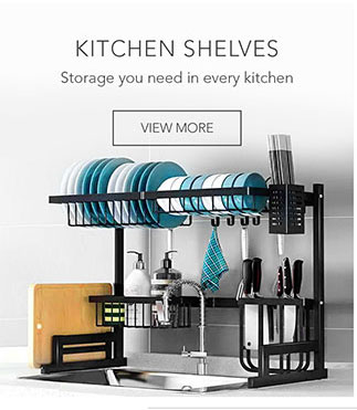 Storage you need in every kitchen