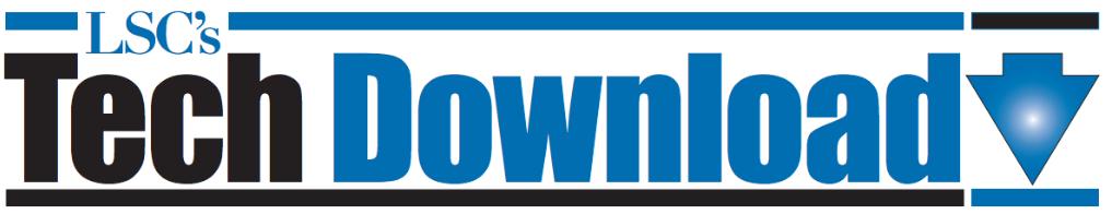 LSC Tech Download Newsletter Logo