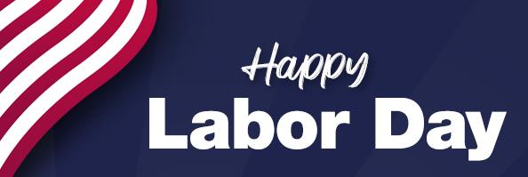 Happy Labor Day from Burlington