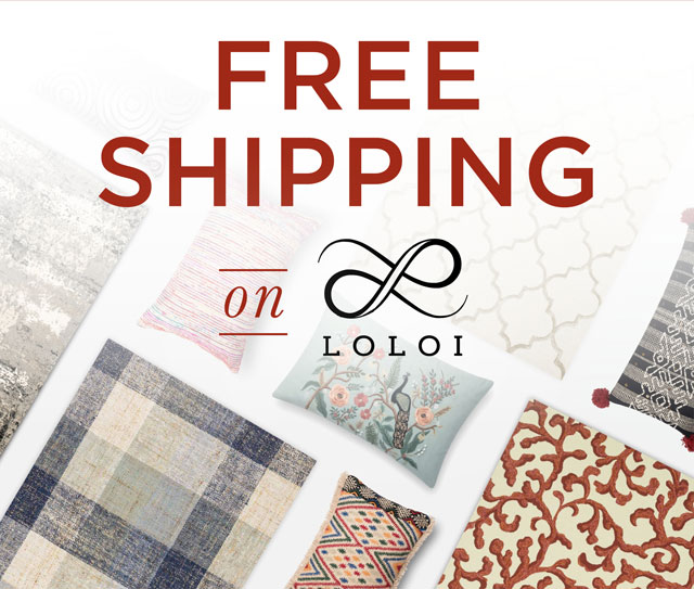 Free Shipping on Loloi
