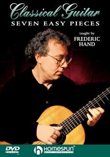 Frederick Hand - Classical Guitar 7 steps