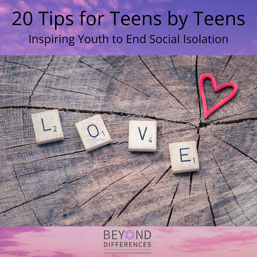 20 tips for teens by teens