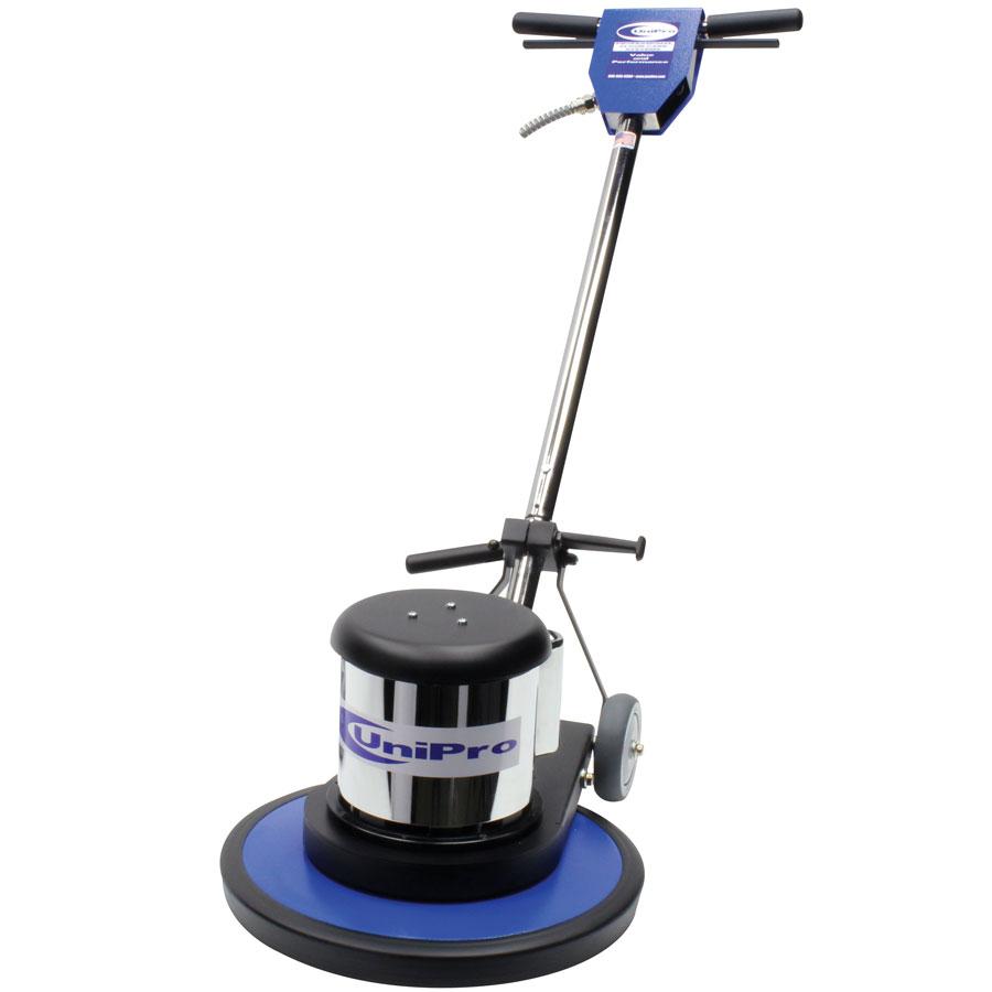 Unipro Floor Machine, 17 Inch, 1.5 HP, Dual Speed