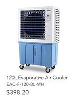 120L Evaporative Air Cooler