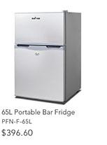 65L Portable Bar Fridge
