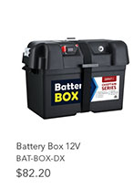 Battery Box 12V