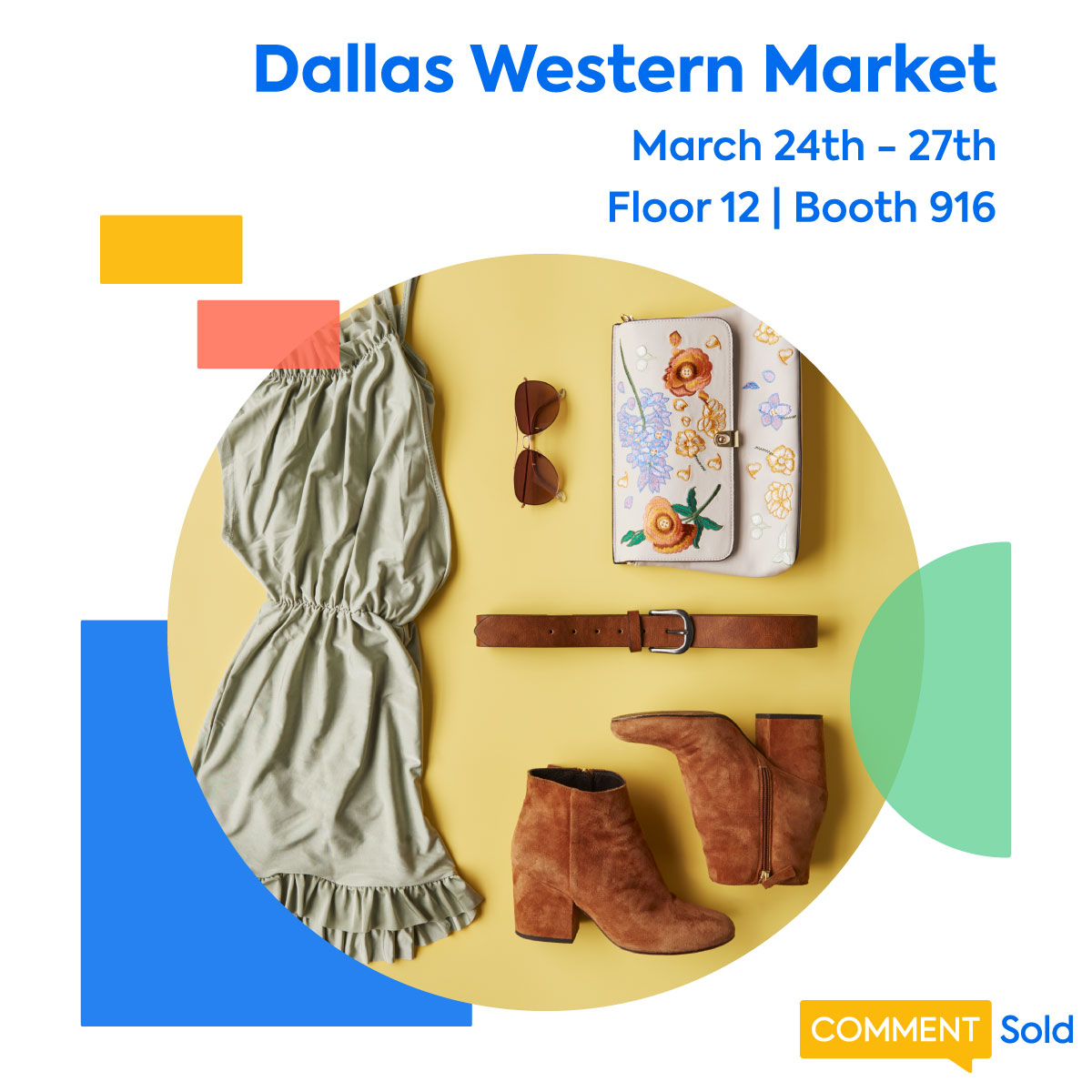 Join us at Dallas Western Market!