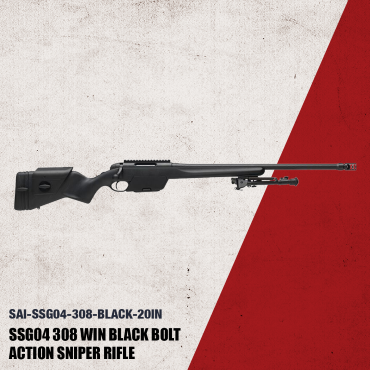 SAI-SSG04-308-BLACK-20IN