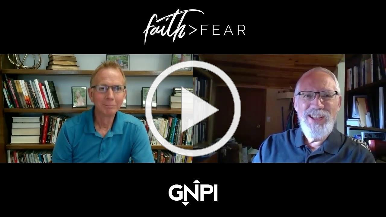 Ep. 01: Faith Greater than Fear - Chris DeWelt