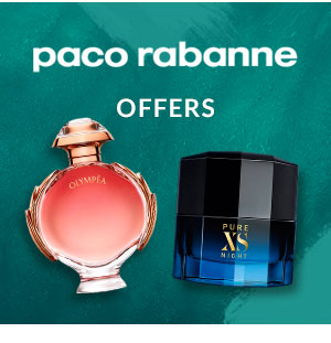 Paco Rabanne offers