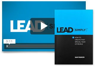 Lead Simply Video & Book