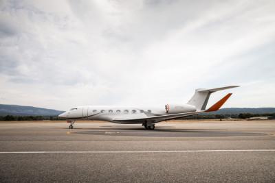 2017 Gulfstream G650ER