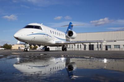 2011 Bombardier Challenger 605