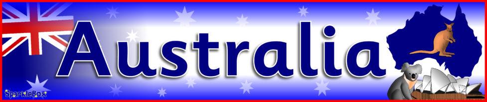 Australia We Love You!