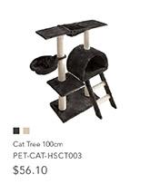 Cat Tree 100cm