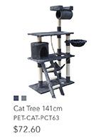 Cat Tree 141cm