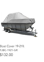 Boat Cover 19-21ft