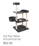 Cat Tree 132cm