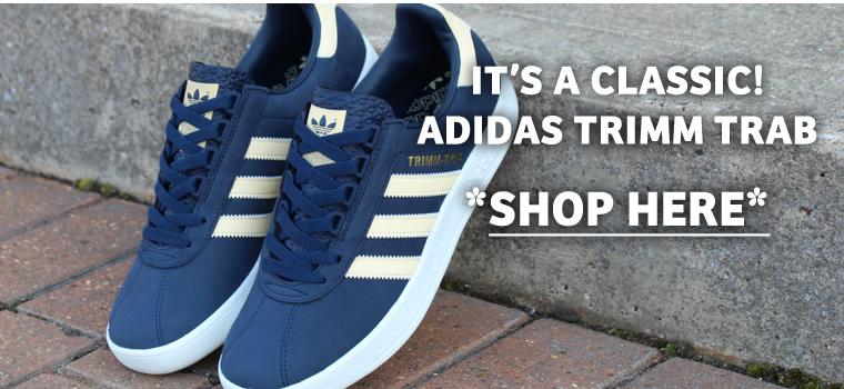 Adidas Trimm Trab Navy