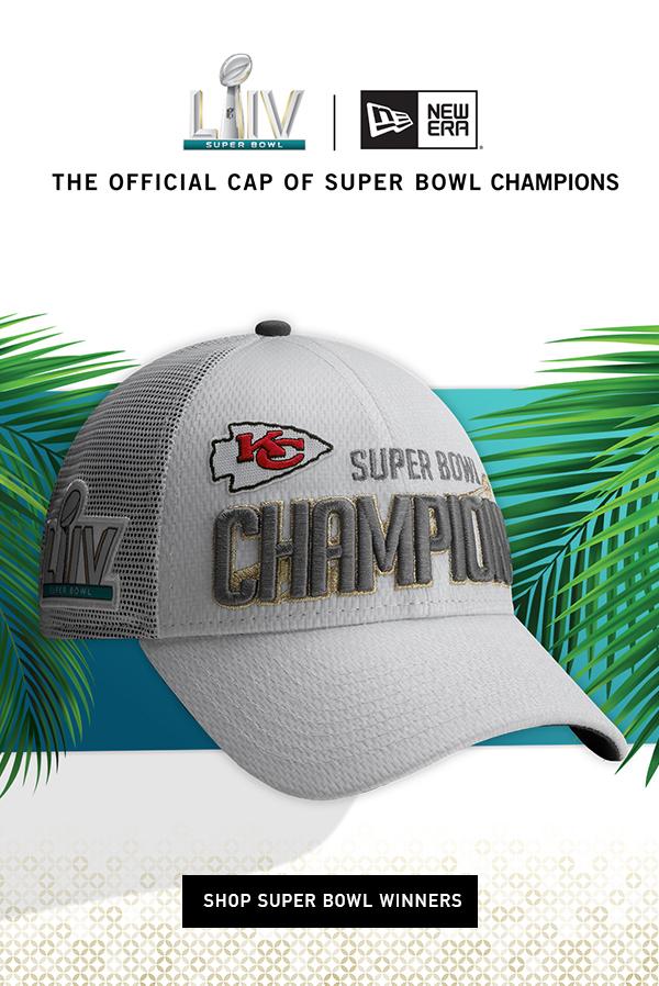 SHOP NOW | Kansas City Chiefs Champs Cap