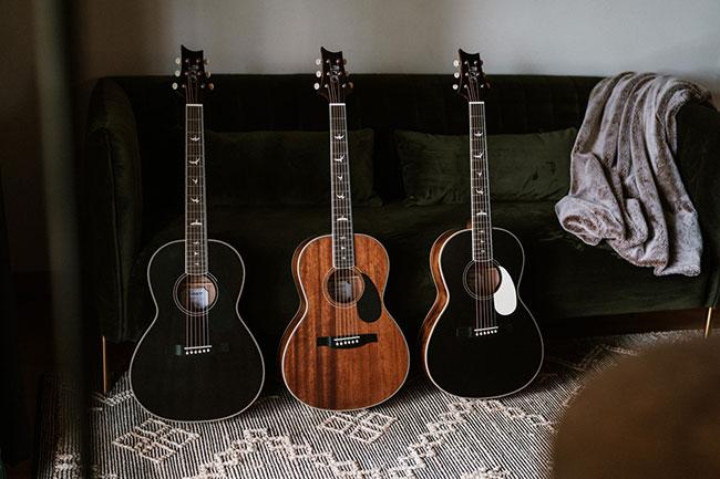 SE Parlor Guitars