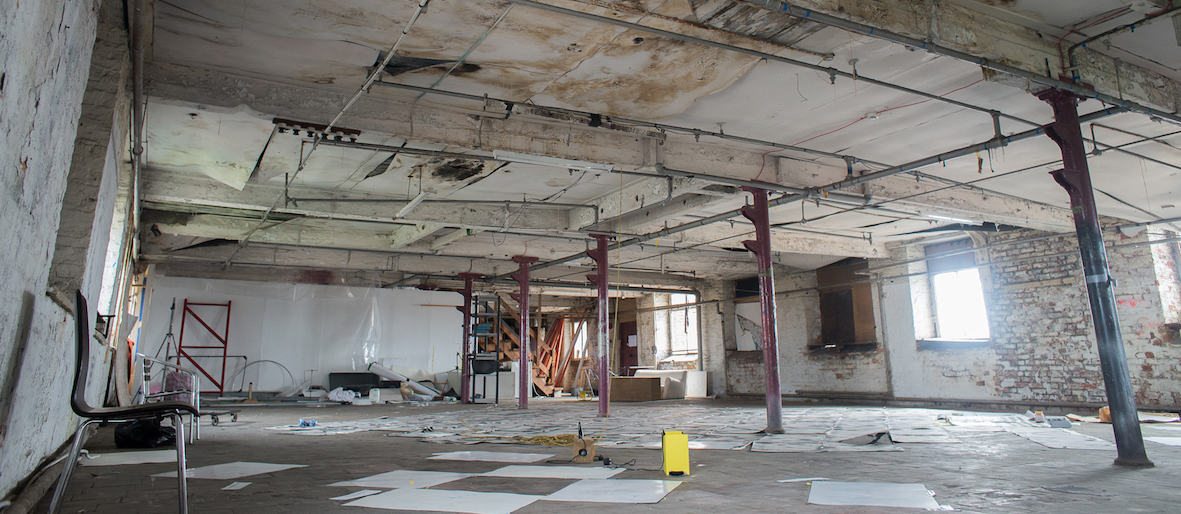 Funding success for Islington Mill