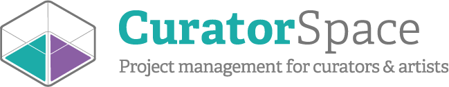 CuratorSpace - Project Management for curators & artists