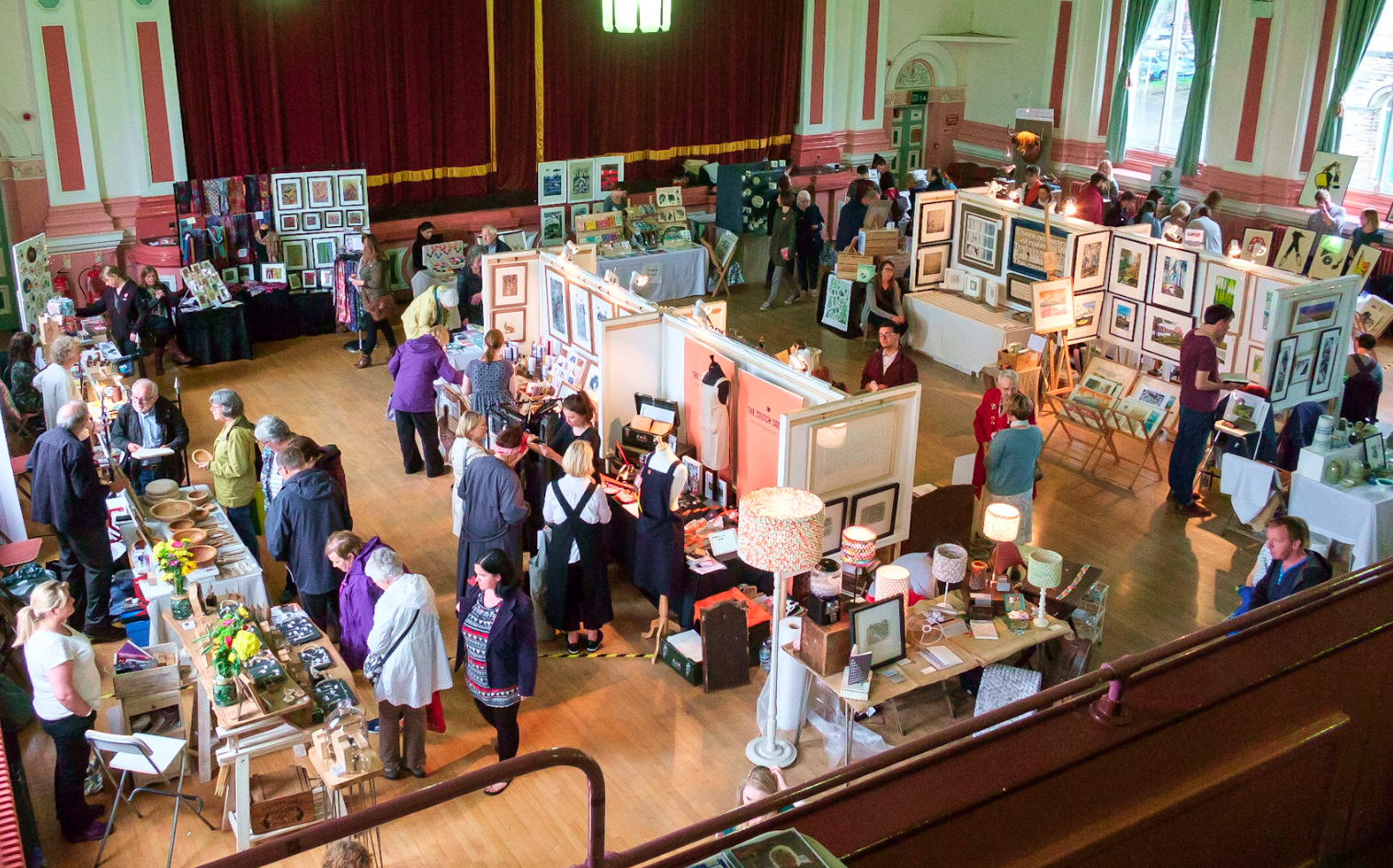 Saltaire Arts Trail MAKERS FAIR 23-25 May 2020