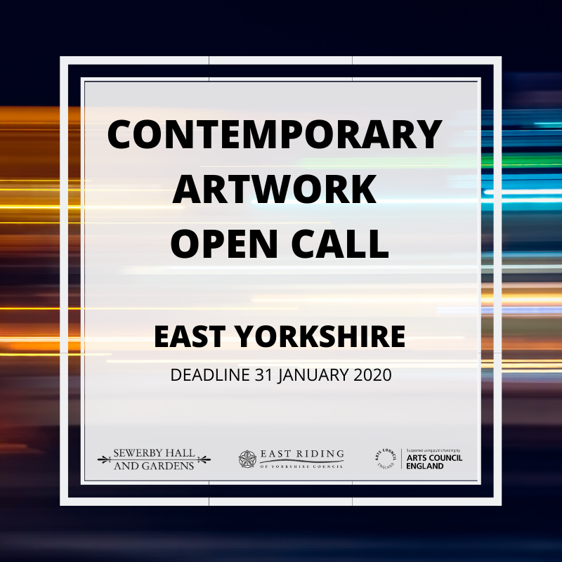 Contemporary Art Commission Open Call