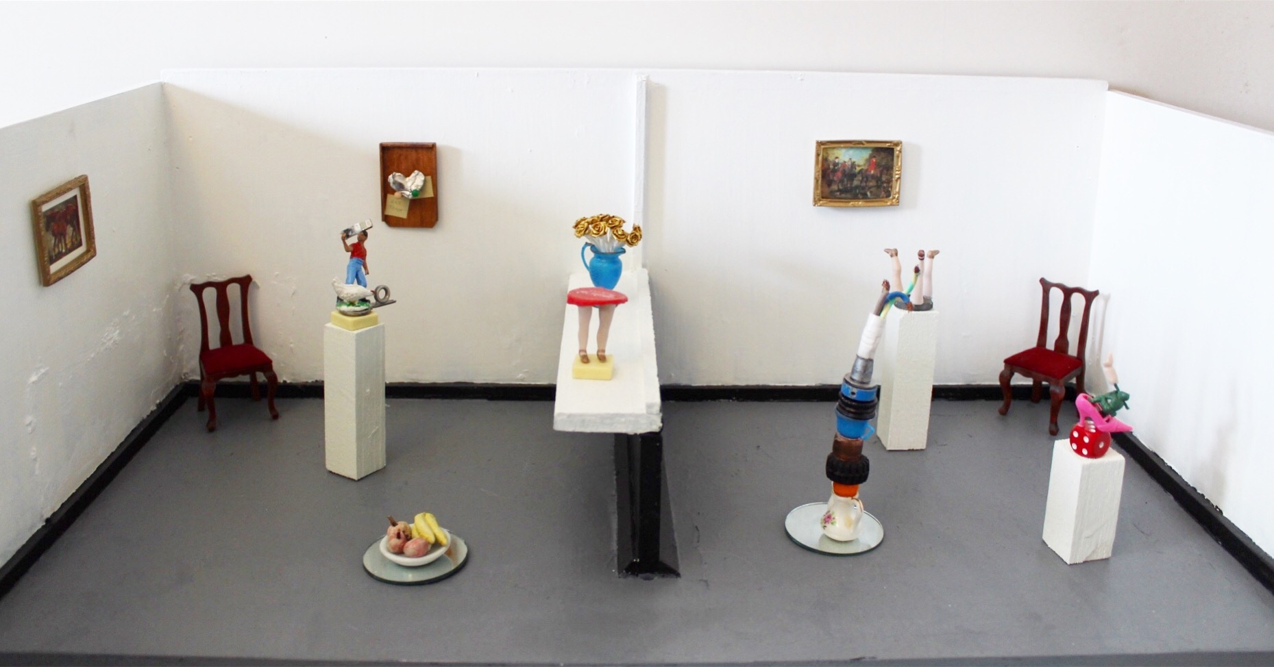 Open Call for submissions to Miniature Art Gallery