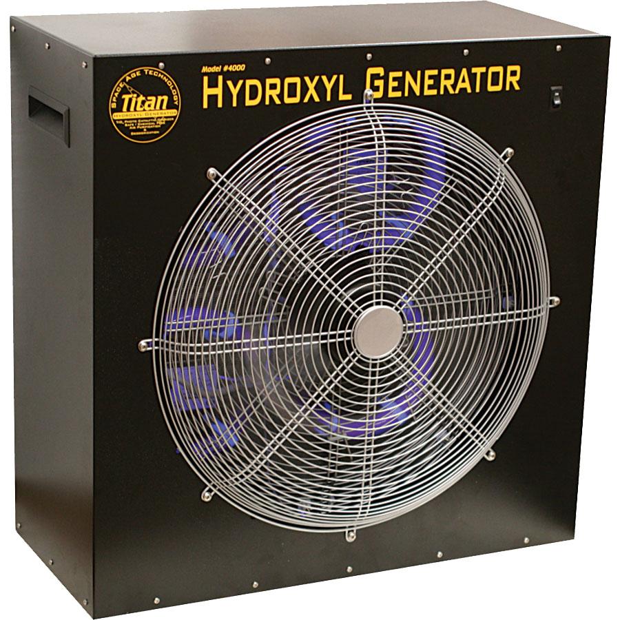 Ozone Generators & Meters