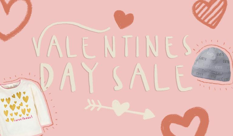 Shop Gerber Childrenswear's Valentines Day Sale