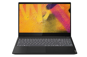 Shop Lenovo IdeaPad S340 15.6 Onyx Black Laptop Computer Intel