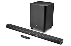 Shop JBL Bar 3.1-Channel 4K Ultra HD Soundbar