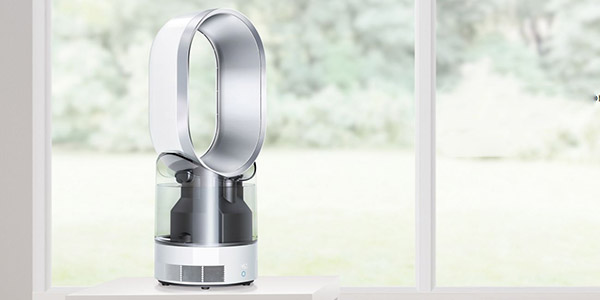 Shop Dyson AM10 White Silver Humidifier