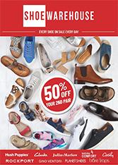 Catalogue 2: Shoe Warehouse