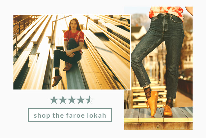 Shop the Faroe Lokah