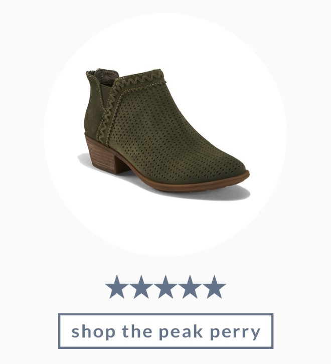 Shop the Peak Perry